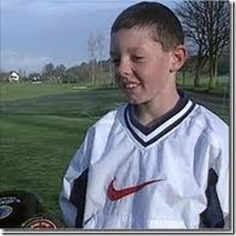 Exclusive: Leaked Picture Of Rory McIlroy With His New Nike Apparel