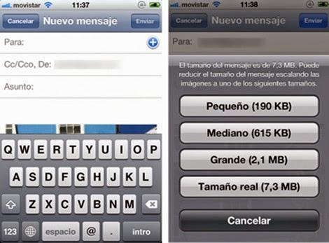 Truco para cambiar la resolución de tus imágenes en iOS