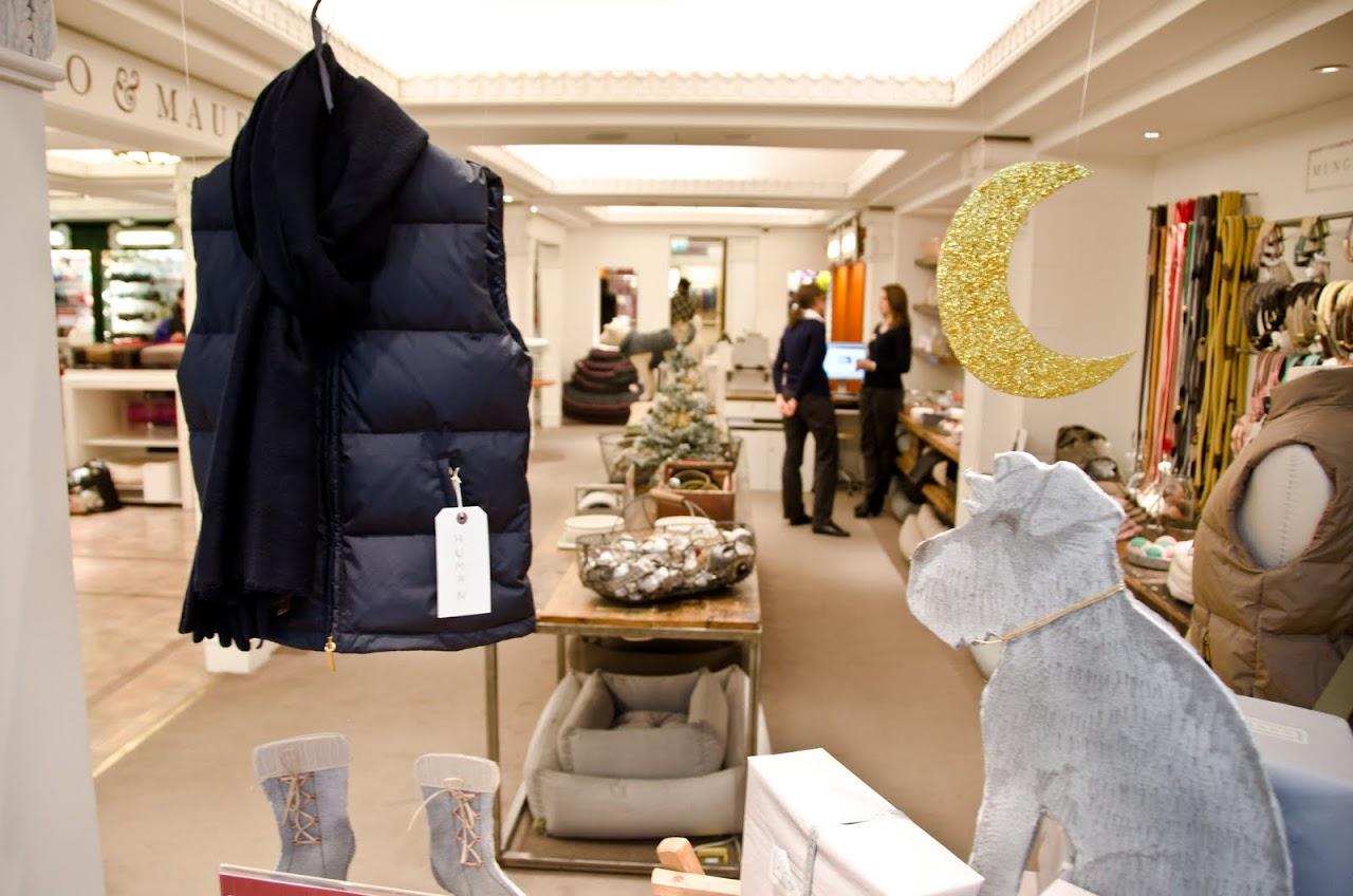 Harrod's pet boutique