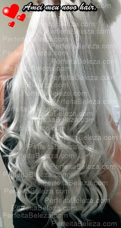 cabelo branco platinado, como deixar o cabelo branco, cabelo muito loiro