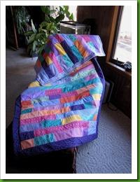 Evie & Alix's Quilts 001