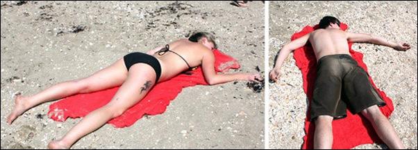 Draps de plage-serviettes de plage-18