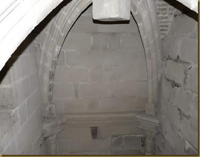 Torre atalaya Jerez  boveda camara inferior