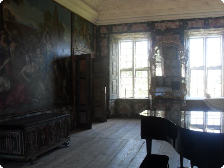 Riddersalen Selsø Slot