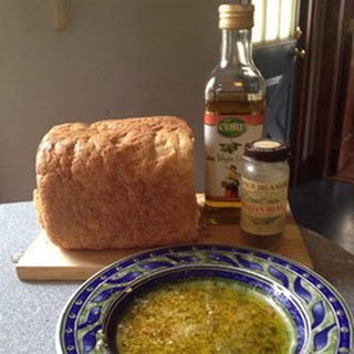 Olive Oil Dip for Italian Bread