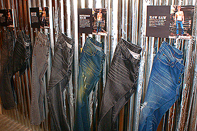 Flesh Imp Scapeyard blues jeans