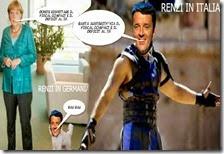 Le due versioni di Matteo Renzi