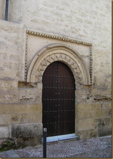Cordoba La Magdalena portada meridional