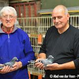 Viertallenshow PV de Trouwe Duif Oude Pekela - Foto's Abel van der Veen