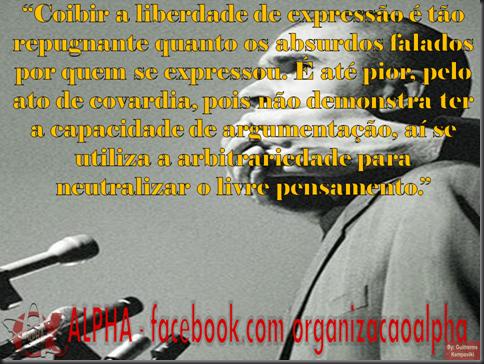 Liberdade de Expressão Guilherme ALPHA Kempoviki (3)