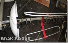 antena modif sendiri