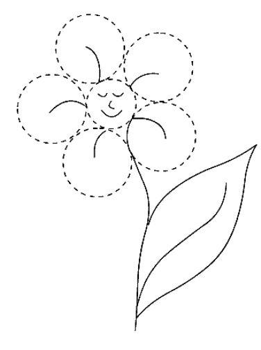 Desenhos com formas geometricas - Maneras de pintar ...