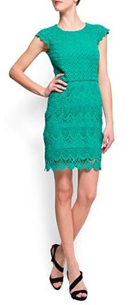 Lace Edge dress