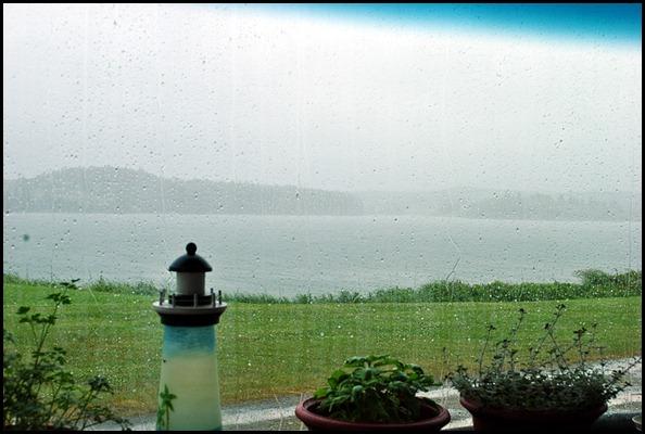 1 - Rainy day