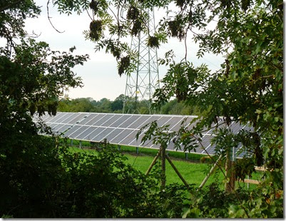 solar panels for the caen hill pump