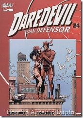 P00024 - Daredevil - Coleccionable #24 (de 25)
