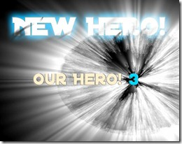Our hero! 3 free indie game