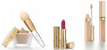 Elizabeth Arden Ceramide Ultra Lift and Firm Makeup SPF 15, Lipstick and Concealer