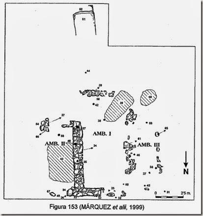 Plano estructuras de El Chorrillo