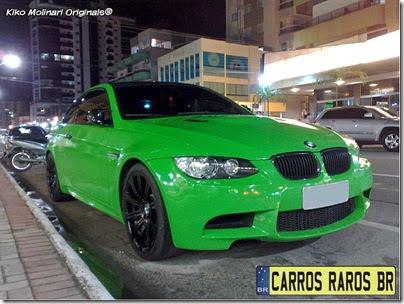 BMW M3 E92 Verde (1)