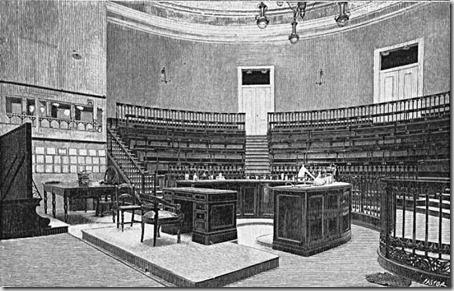 1891 Anfiteatro da aula de química