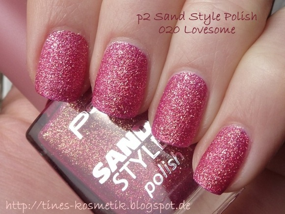 p2 Sand Style Polish Lovesome 3