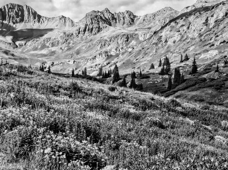 American Basin, San Juan  Mountains, Colorado