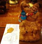 【新年好神~】濟公師傅真是算準時間來著~新春開工啦!歐耶~台北板橋九龍佛具