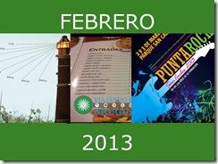 Resumen Febrero 2013