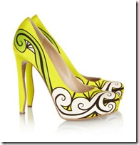 Nicholas Kirkwood Silk Satin Pumps