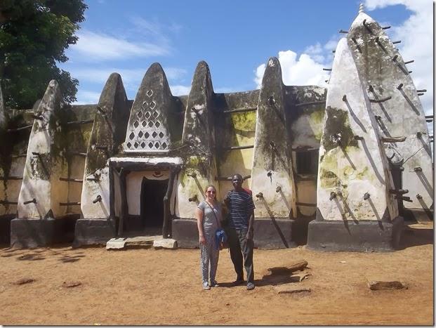 Mutawakilu Larabanga mosque