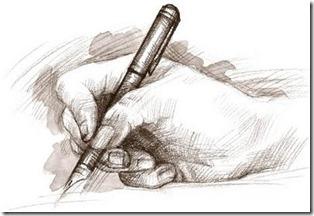 Pudesse eu escrever