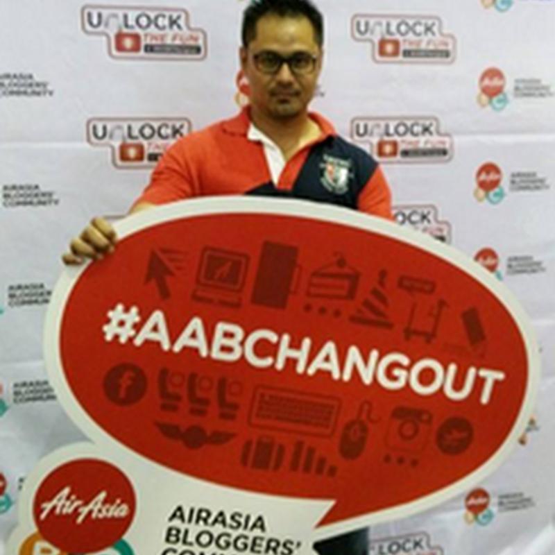 Ke #AABCHangout #AirAsiaBloggersCommunity