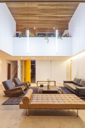Casa linhares dias domo arquitectos brasil arquitexs for Domo muebles