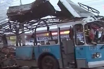 Νέα επίθεση στη Ρωσία με τηλεχειριζόμενη βόμβα σε τρόλεϊ [video]