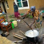 Kochen für die Kinder im Waisenhaus des Foxes Community and Wildlife Trust, Mufindi. © Foto: Marco Penzel | Outback Africa Erlebnisreisen