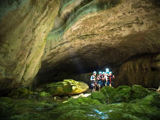 Canyon du Furon partie Haute, Massif du vercors, à 15 minutes de Grenoble et 45 minutes de Lyon