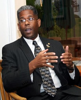 Allen West, ODS sufferer