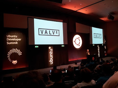 Valve all'Ubuntu Developer Summit
