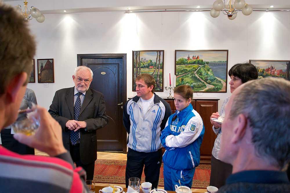 Харьковские кроссмены в польском Консульстве - 54