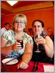 1 July Sue & I