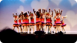 Dance Recital 2011