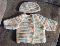 Sweater set vari pastels