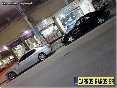 Maserati Quattroporte e Mercedes-Benz S55 AMG (1)