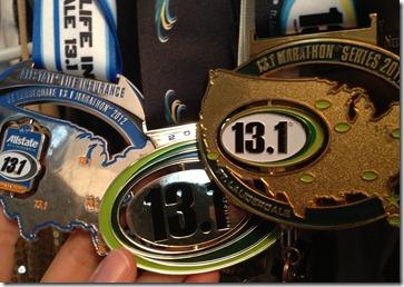 13.1 Fort Lauderdale Medal
