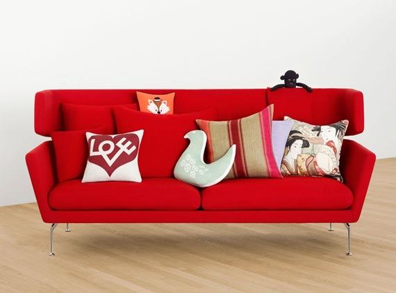 sofa para living con estilo moderno 6