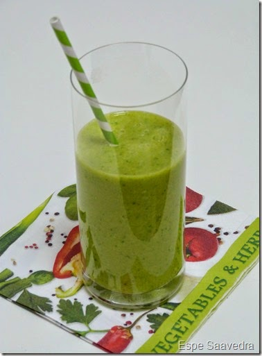 batido verde espe saavedra