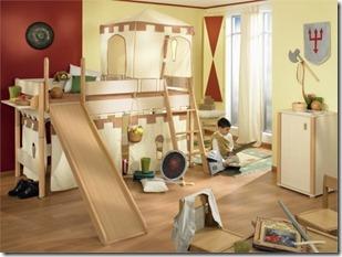 Desain Unik Kamar Tidur Anak by Paidi 1
