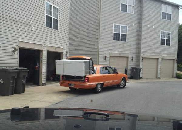 Eu acho que você esta usando o veículo errado 9
