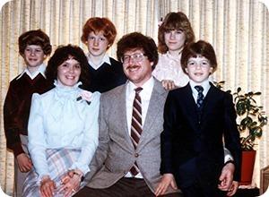 family easter 1981